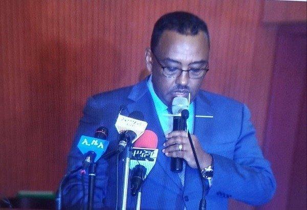 Amhara Conference _ Demeke Mekonen