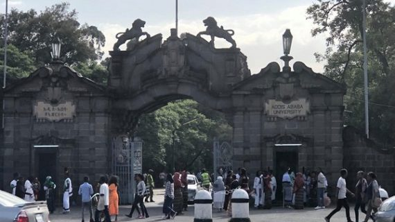 "Ethiopian University Students told ""go home"" temporarily"