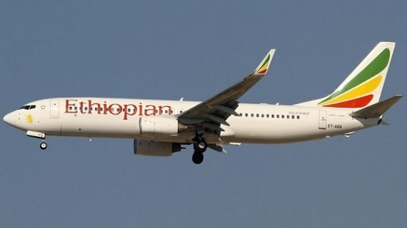 Ethiopian Airlines finally suspended passengers flights to over 80 destinations