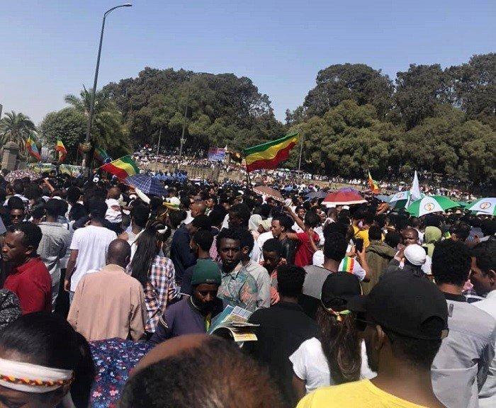 124th Adwa Victory celebration  _ Addis Ababa _ Ethiopian News