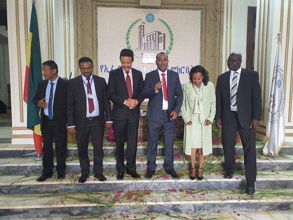 Ethiopian Press Agency Board members