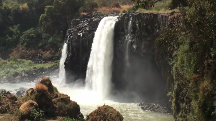 Nile _ international water sharing principles