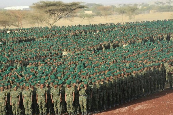 Oromo regional state added thousands of special forces to its security apparatus