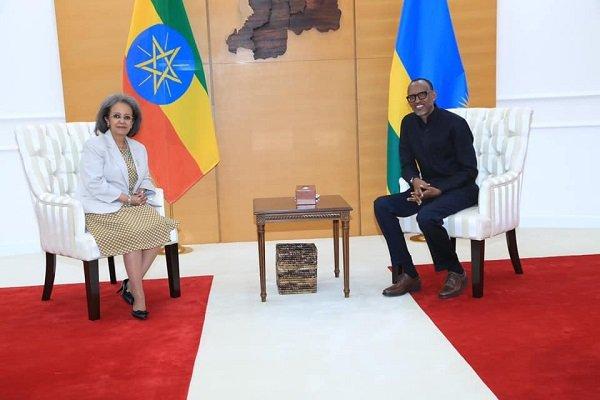 Rwandan President Paul Kagame _ Ethiopia _ Nile
