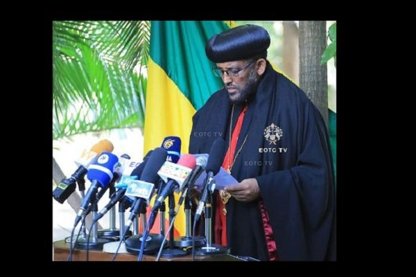 Ethiopian Orthodox Patriarch isolating for prayer,fasting as COVID 19 case increase
