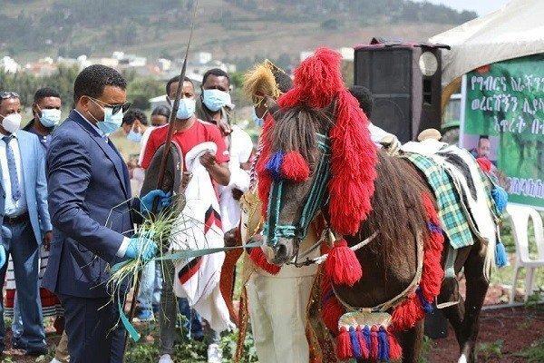 Addis Ababa City _ land