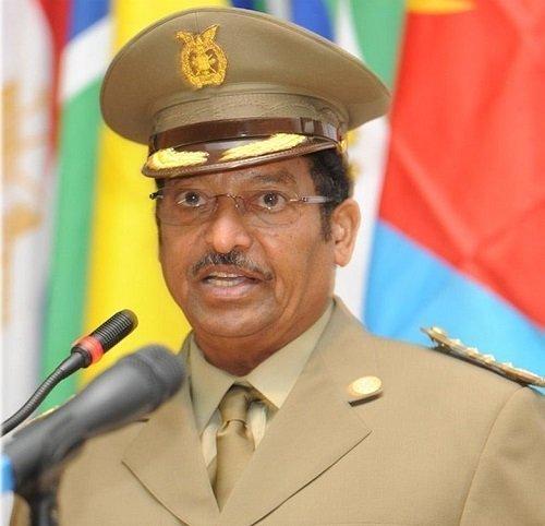 General Filipos Weldeyohanes _ Eritrean Chief of staff