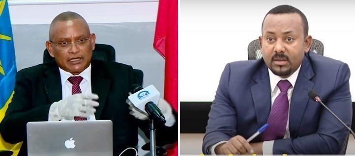 Ethiopia _ political divide
