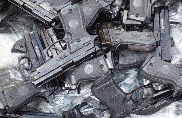 Ethiopian government _ gun registry