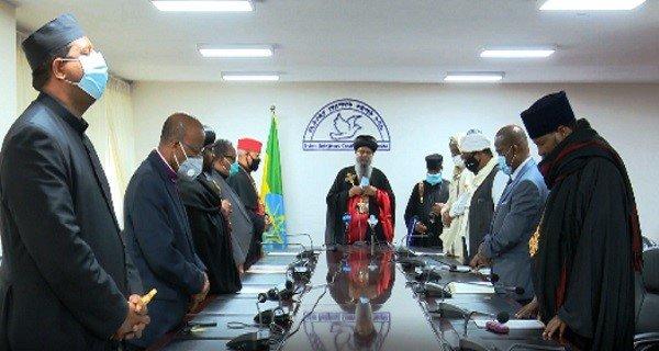 Inter religious council _ Ethiopian
