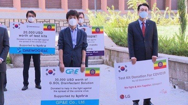 South Korea _ Ethiopia _ Coronavirus