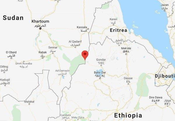 Sudanese army spokesman _ Ethiopia clash