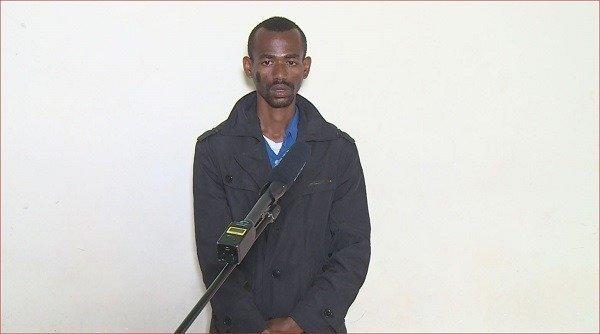 Haymanot Bedada _suspect _ police report