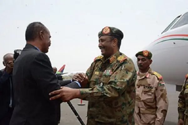 Eritrean President _ Sudan