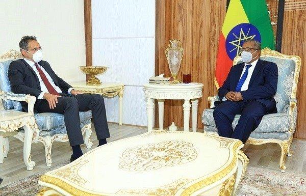 EU _ Ethiopia _ Egypt _ Sudan