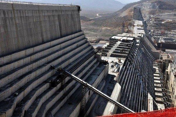 Sudan _ Ethiopia _ Dam