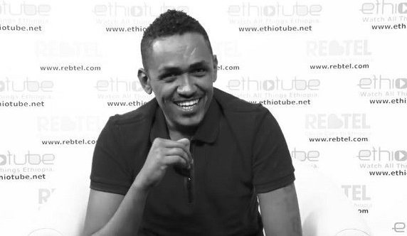 Hachalu Hundessa _ Ethiopian singer