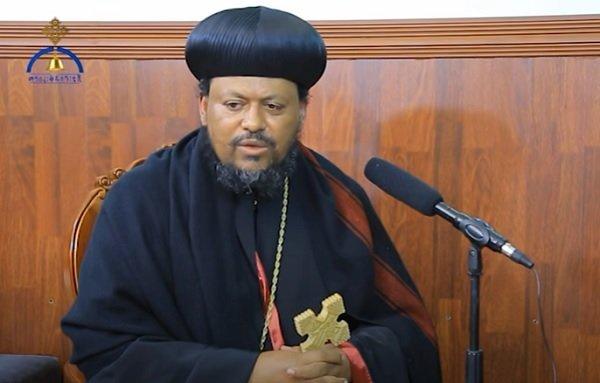 Ethiopia:Archbishop Henok speaks about massacre of Orthodox Christians