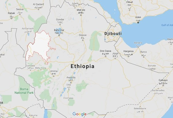 Benishangul Gumuz region- Amhara