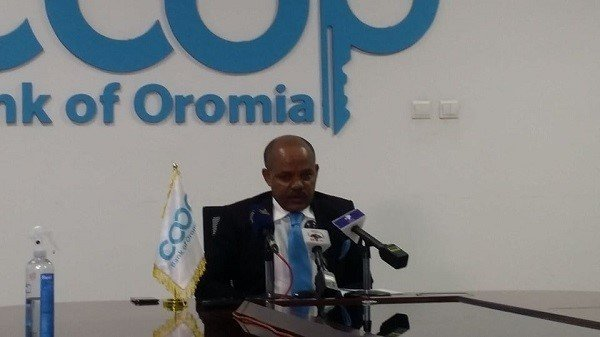 Cooperative Bank of Oromia _