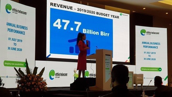 Ethio Telecom declares 47.7 billion birr of profit for the fiscal year
