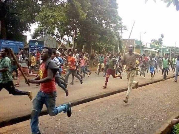 Ethiopia _ Oromo region _ attack