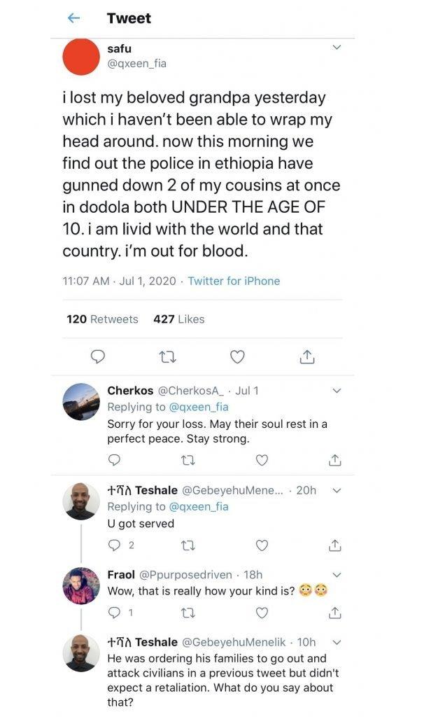 Ethiopia _ unrest _ hate speech