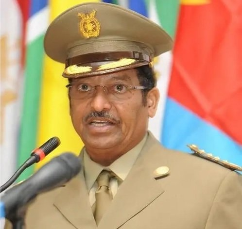 Eritrean Chief of staff