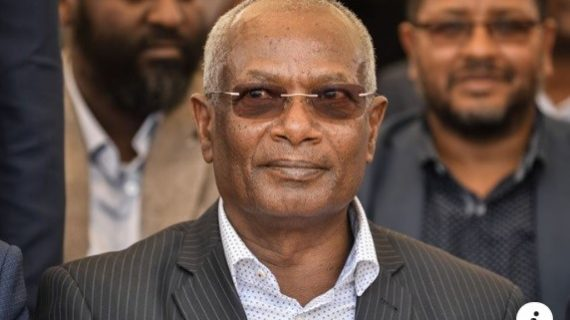 Oromo Liberation Front chairman released from House arrest