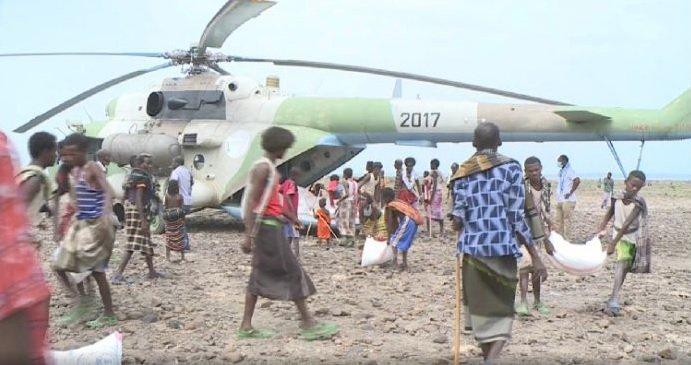 Afar flood _ Ethiopia