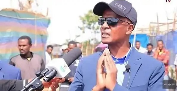 Eskinder Nega _ Ethiopia