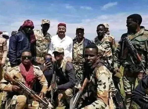 Jawar Mohammed _ Senators