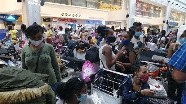 Ethiopian Migrants _ Lebanon