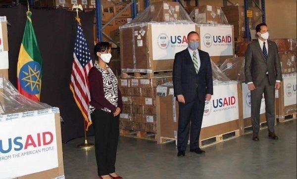 United States Provides Ventilators _ Ethiopia