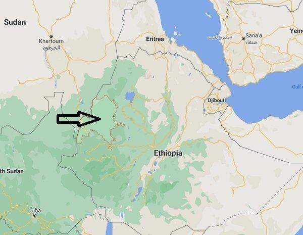Benishangul Gumuz region _ Ethiopia