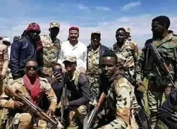 Jawar Mohammed _ Ethiopia