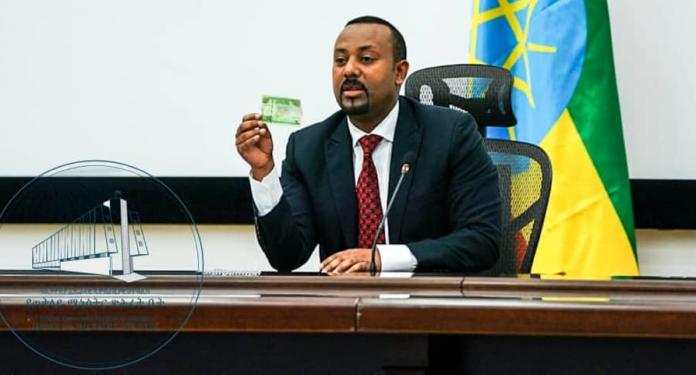 Ethiopian birr _ new banknotes