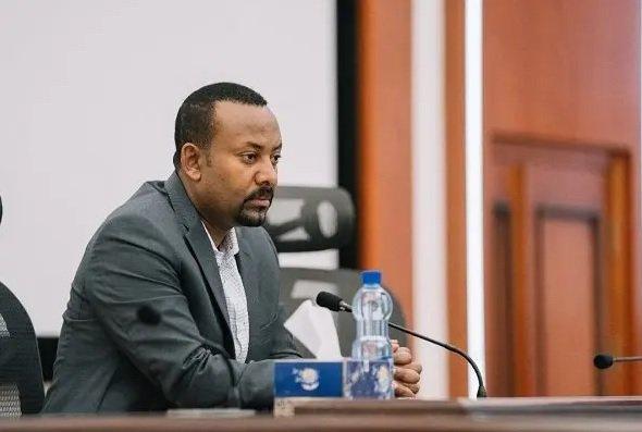 PM ABiy Ahmed _ Ethiopia
