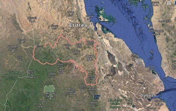 Ethiopia _ Tigray _ tension