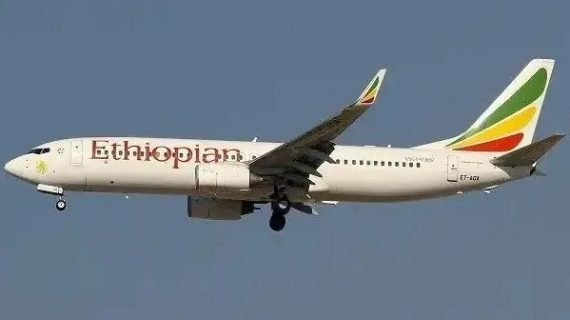 China suspends Ethiopian Airlines flight to Shanghai due to COVID 19