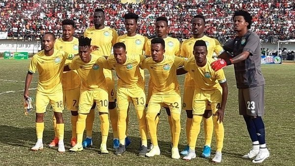Ethiopian National Team _ COVID 19