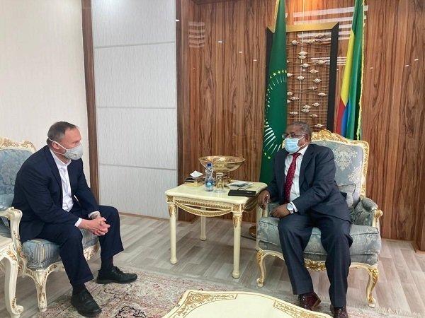 Ethiopia _ Trupm remark on GERD