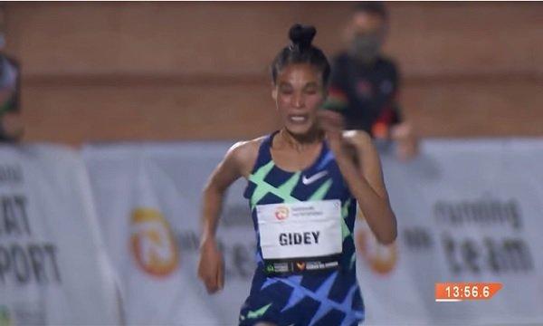 Letesenbet Giday _ Ethiopian athlete