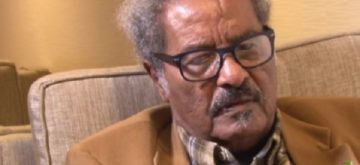 "The ""Father of Geography of Ethiopia"" passed away"