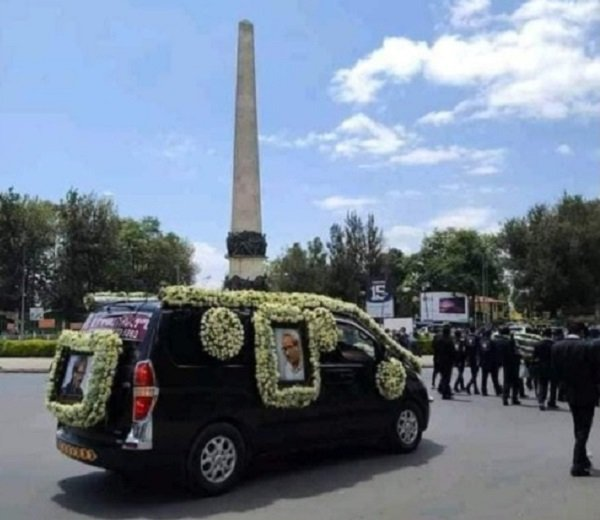 Farewell _ Mesfin Woldemariam