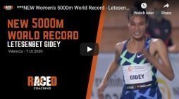 Letesenbet Giday smashed World Record in women 5000 meters