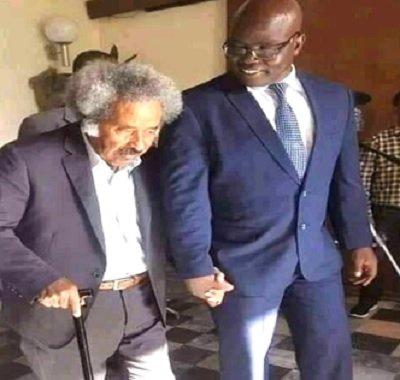 Obang Metho _ Professor Mesfin Woldemariam