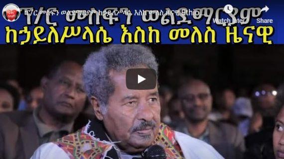 Who is professor Mesfin Woldemariam?