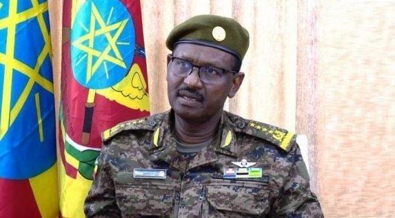 General Berhanu Jula _ Ethiopian Defense Force