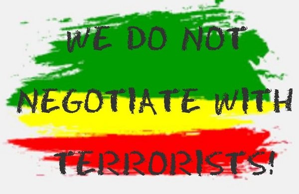 """""""Do you negotiate with terrorists?"""" Almariam question all who seek expert pressure on Ethiopia"""